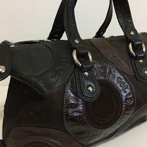 Ashley Chocolate Purse/Handbag